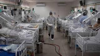 Sube a nueve mil 930 número de muertos por coronavirus en México 2