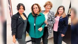 Respalda Tania Valentina 'El nueve ninguna se mueve' en Morelos 2