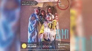 Invitan a espectáculo Clown en Centro Cultural Teopanzolco, de Cuernavaca 2