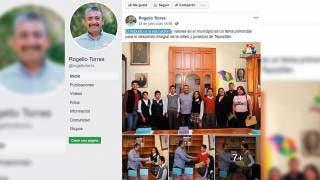 Hunde alcalde a Tepoztlán en el retraso 2
