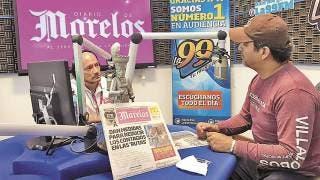 Descarta Antonio Villalobos despidos en el Ayuntamiento de Cuernavaca 2
