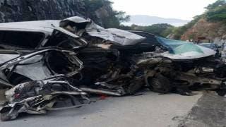 Trágico accidente en la Autopista del Sol deja 5 personas fallecidas 2
