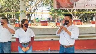 Busca Ulises Pardo Bastida diputación por el III Distrito de Cuernavaca 2