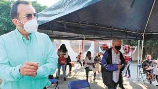 Confirman en Cuernavaca vacuna para los de 40 a 49 2