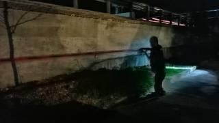 Destruyen lluvias un muro en Paso Express de Cuernavaca; cierran un carril 2