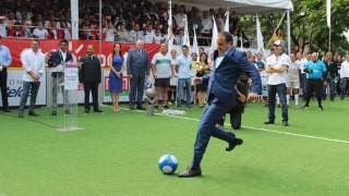 """Inauguran en Cuernavaca torneo """"De la Calle a la Cancha 2019"""" 2"""