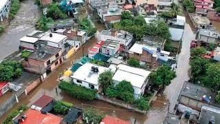 Yautepec, resulta con 245 casas afectadas 2