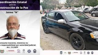 Abuelito quería vender auto robado en tianguis de Cuautla 2