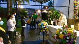 Así celebraron en Acapantzingo a San Miguel Arcángel, de Cuernavaca 2