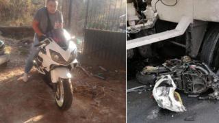 Piden ayuda para familia de Isaías, motociclista fallecido en accidente en Morelos 2