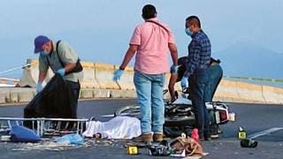 En Morelos, deja accidente en moto a una mujer sin vida y a otra lesionada 2