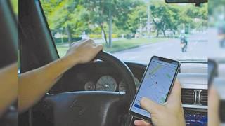 Detectan aumento de accidentes vehiculares por uso del celular 2
