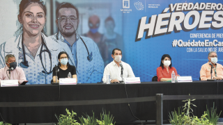En Morelos, casi la mitad de casos de COVID se ha recuperado: SS 2