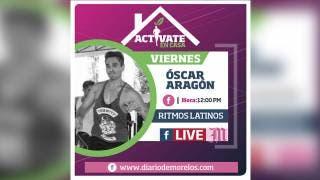 Actívate en casa, hoy bailamos con Óscar Aragón  2