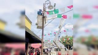 Jojutla, primer municipio en instalar alarmas sísmicas en sus calles