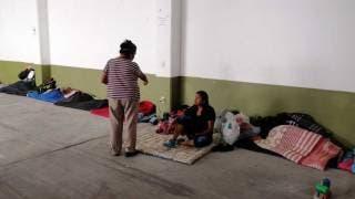 Trabajan en Morelos para salvaguardar a familias afectadas del cerro Vista Hermosa, en Jiutepec 2