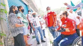 Afirma Beto Sánchez que como diputado gestionará un Fondo de mejoramiento de calles y avenidas 2