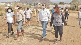Resaltan trabajo de vecinos de Jardines de la Herradura, Cuernavaca 2