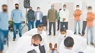 Capacitan en el Congreso de Morelos para salvar vidas 2