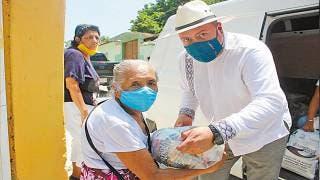 Sedeso concluye con éxito programa de Apoyo Básico Emergente 2020  2