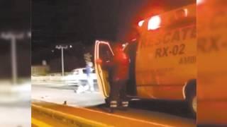 Fallecen dos en choque en Morelos 2