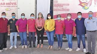 Apoya DIF de Yautepec a personas de Tepalcingo 2