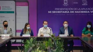 """Lanzan en Morelos app """"Mi Secretaría virtual de Hacienda"""" 2"""