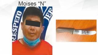 Amenaza a su mamá con arma blanca y lo detienen en Tlaltizapán 2