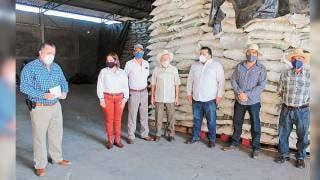 Comienza entrega de fertilizante en Morelos para producción de arroz 2