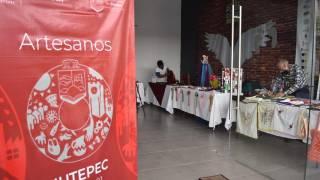Incentiva Jiutepec comercialización de artesanías locales 2
