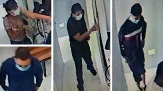 Captan en cámara a asaltantes de local de telefonía en Cuernavaca 2