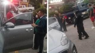 Se resiste a robo de camioneta y lo balean en Burgos, Temixco 2