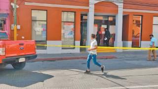 Realizan disparos en asalto a cuentahabiente en Cuautla 2