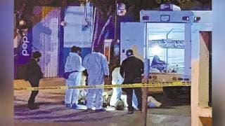 Tira una moto y lo asesinan en Cuernavaca 2
