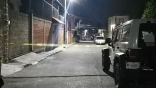 Asesinan a balazos a 3 hombres en Jiutepec 2