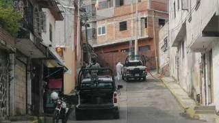 Asesinan a balazos a un hombre en Chamilpa, a metros de la UAEM 2