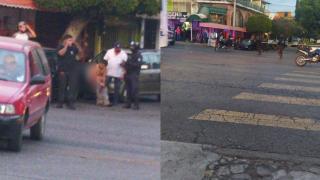 Atacan a balazos a un hombre cuando bajaba de auto en Cuernavaca 2