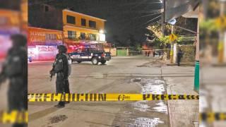 Atacan a dos hombres al salir de bar en Jiutepec y les quitan la vida 2