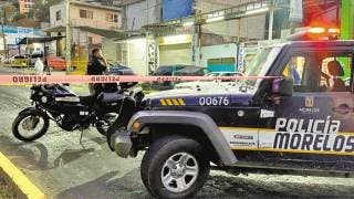 Matan a sujeto a bordo de un Beetle en La Joya, Yautepec 2