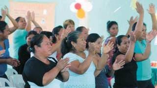 Revisión. A través de las atenciones que brinda el DIF municipal detectó que en Cuernavaca las personas mayores de 30 años padecen de las rodillas, espalda y artritis.