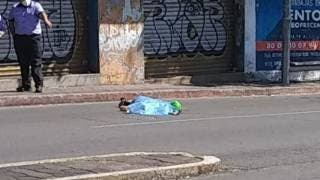 Mata Ruta 1 a un peatón en avenida Emiliano Zapata, de Cuernavaca 2