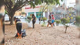 Crean iniciativa y limpian Cuernavaca 2