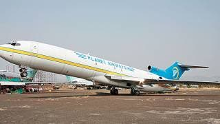 Vía edictos, buscan a dueño de avión abandonado en Morelos 2