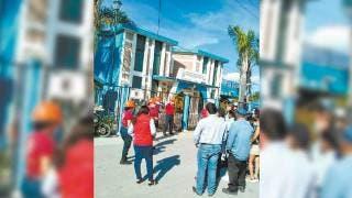 Evacuan edificios públicos en Ayala 2