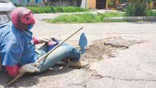 Buena pesca de Don Bachón en Chipitlán, Estrada Cajigal y Satélite  2