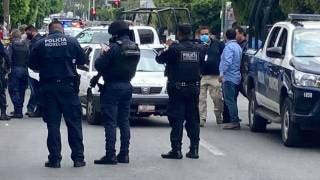 Persecución y balacera afuera de Fiscalía en Cuernavaca deja un asaltante muerto 2