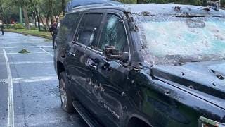 En imágenes, tras el atentado contra titular de SSP de CDMX, originario de Cuernavaca 2
