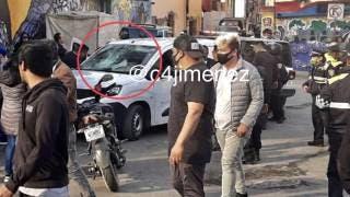 Balacera en la México-Cuernavaca, entre narcos y policías 2