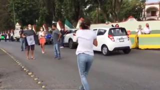 Bandera negra enfrenta a ciudadanos en Cuernavaca 2