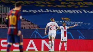 Destroza PSG al Barcelona en la Champions League: 4-1 2